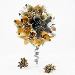 Bouquet Game Of Thrones et accessoires