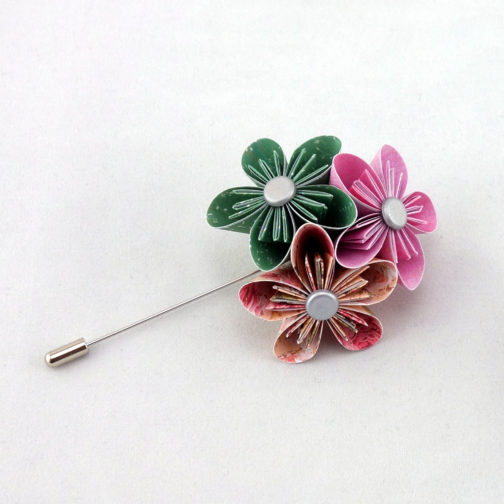 boutonniere homme mariage