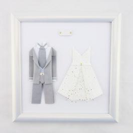 Cadeau invité mariage – cadeau noces de papier
