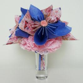 Bouquet origami – Idée cadeau femme