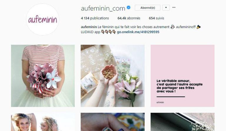 soligami et au feminin sur instagram