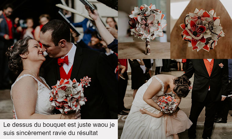 mariage steampunk rouge