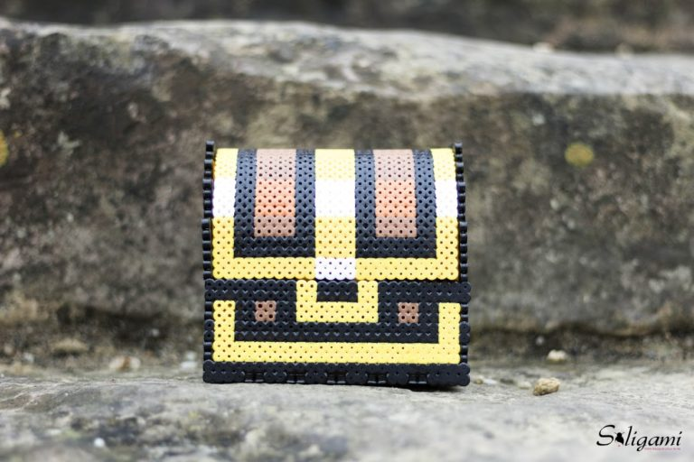 Coffre Zelda pixel art