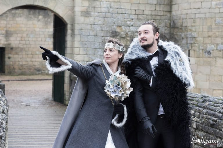 Mariage Game Of Thrones Soligami