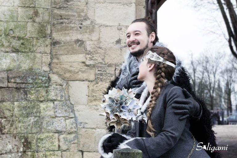 Shooting mariage game of thrones
