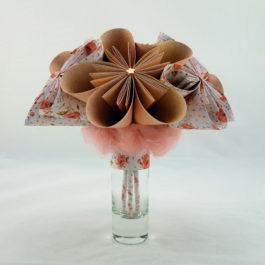 Bouquet original anniversaire – cadeau femme