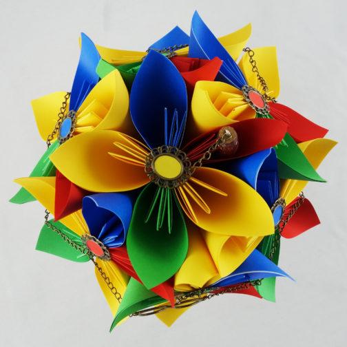 bouquet origami harry potter