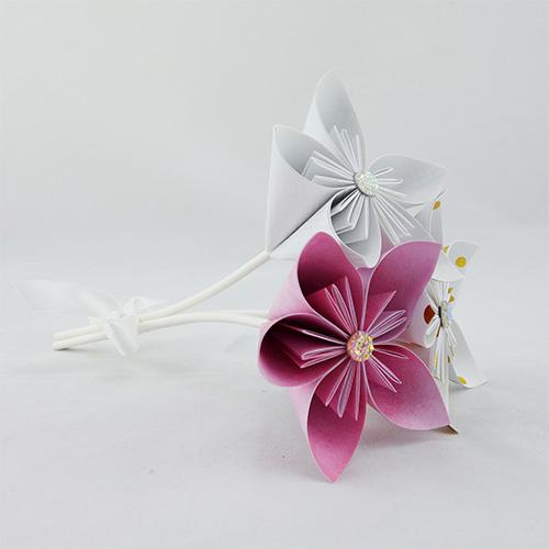 bouquet demoiselle honneur mariage