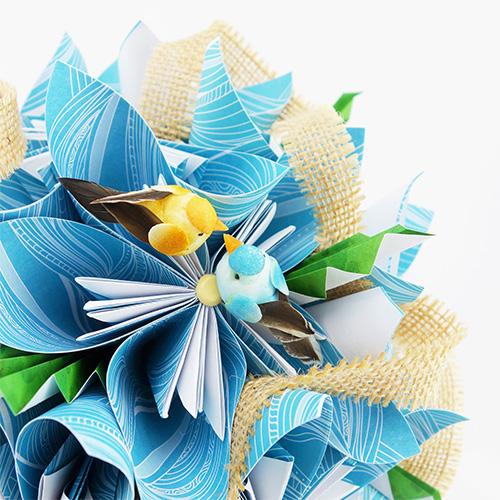 bouquet exotique mariage