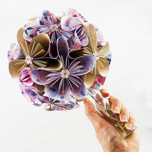 bouquet mariage champetre