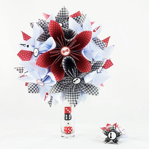 bouquet original mariage