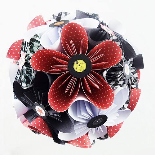 bouquet rockabilly