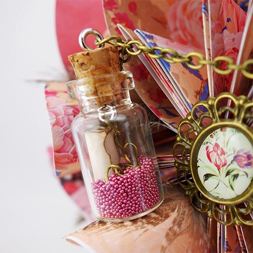 steampunk bouquet