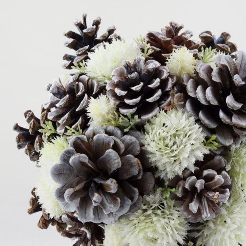 bouquet mariage hiver