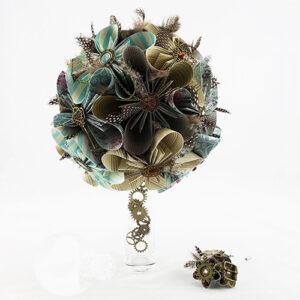 bouquet de mariage artificiel