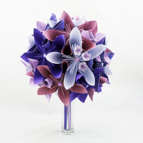 bouquet-mariee-personnalise-papier-origami-violet-soligami-4