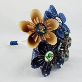 Bouquet demoiselle honneur enfant