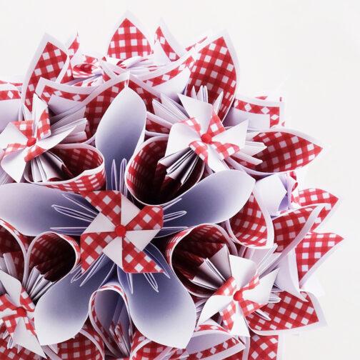 bouquet mariee guinguette