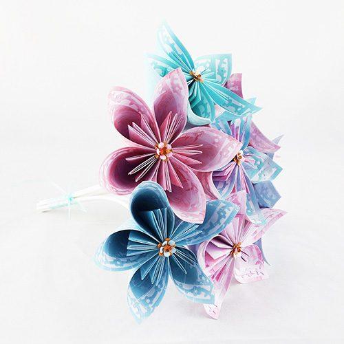 bouquet champetre demoiselle honneur