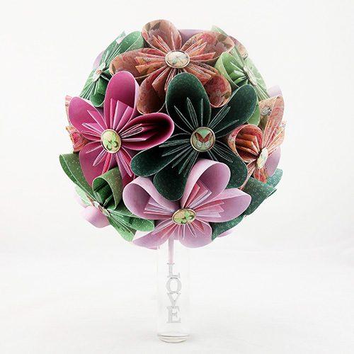 bouquet champêtre mariage