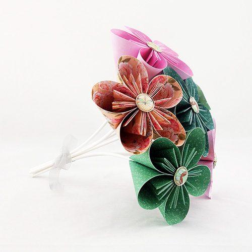 bouquet demoiselle champetre
