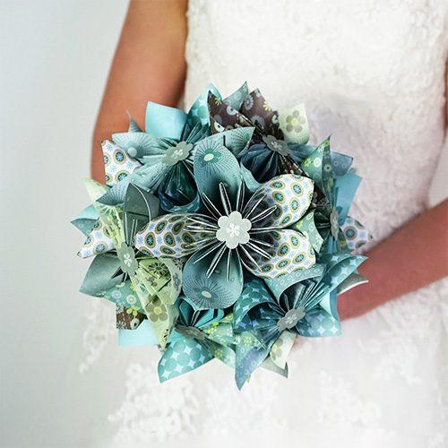 bouquet demoiselle d'honneur champetre