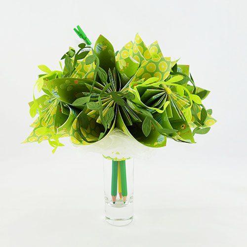 bouquet exotique anniversaire