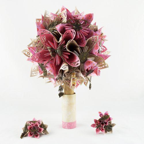 bouquet harry potter mariage