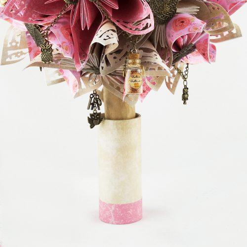 bouquet harry potter papier origami