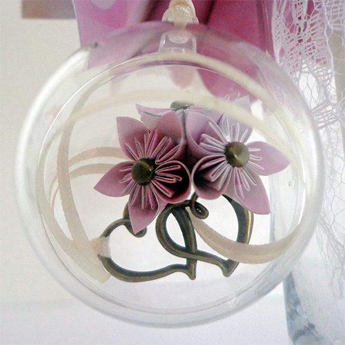 bouquet mariage rose et blanc