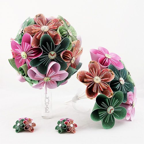 bouquet mariée champetre chic