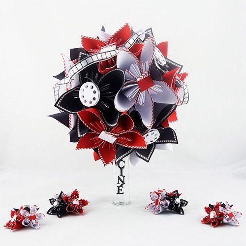 bouquet mariée cinéma