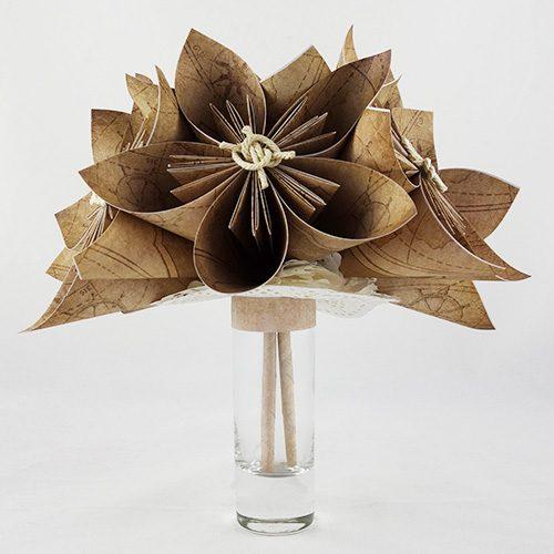 centre table mariage fleurs