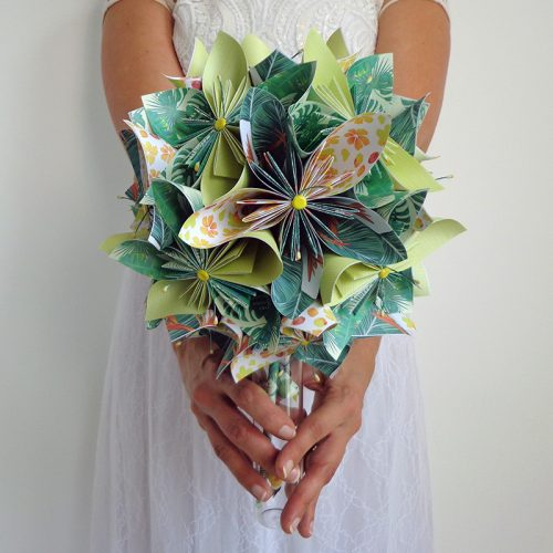 exemple bouquet mariage